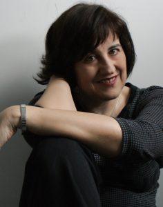 Sara Osuna, investigadora de la UNED