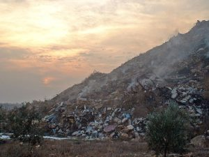 Montaña de residuos |Ian Burt