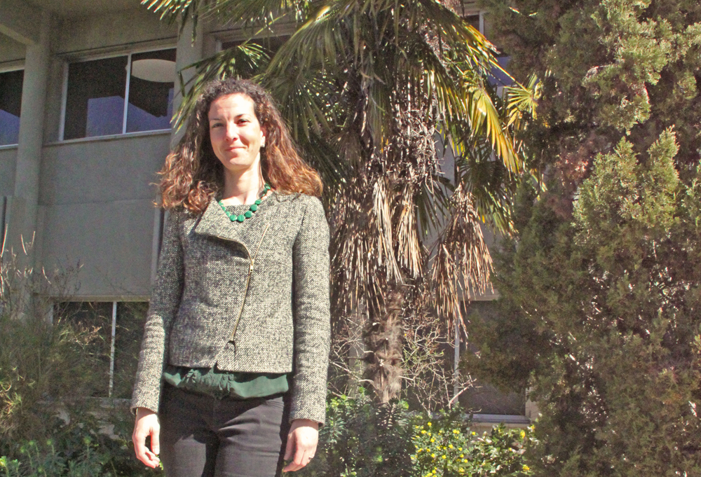 Elena González-Blanco, directora del Laboratorio de Innovación en Humanidades Digitales.