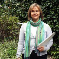La pfra. de la UNED Rosa María Martín Aranda