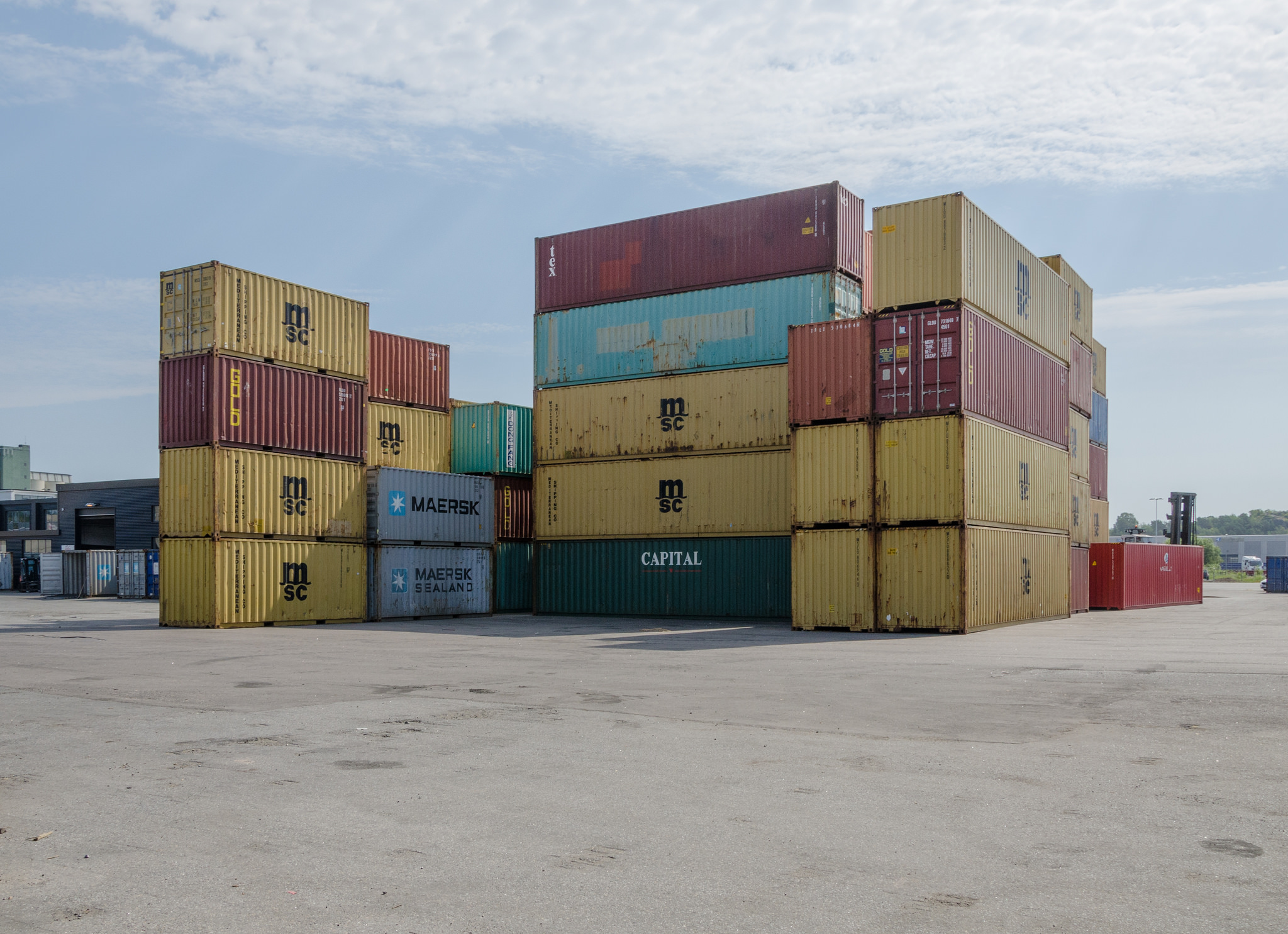 Containers | Astrid Westvang